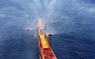 我國首次海域可燃冰試採結束並關井