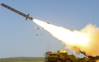 直擊巡航導彈發射瞬間