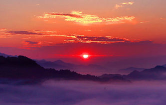 安徽黃山:雨後齊雲山現壯美雲海
