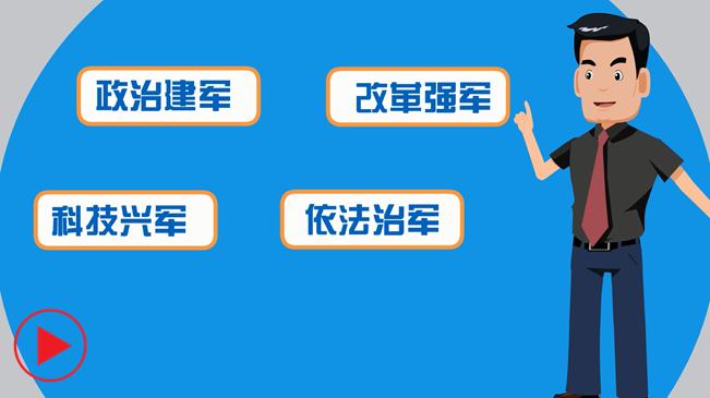 """【100秒漫談斯理】把握""""五個明確""""就能理解這個""""絕對領導"""""""