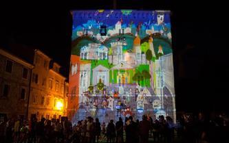 克羅地亞普拉舉行視覺藝術節