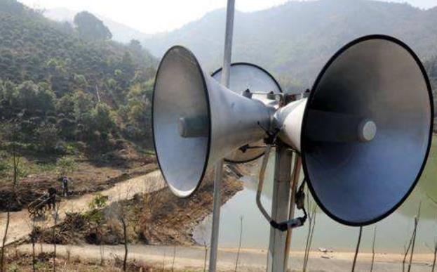 村委會裝8個喇叭 不只費錢更浮誇