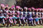 云南永仁:大山深处的彝族赛装节 图