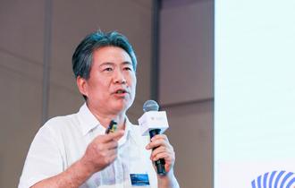 北京大學文化産業研究院研究員王齊國在論壇現場