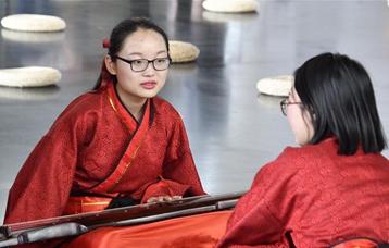 古琴文化展在北京舉行