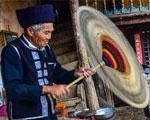 雲南壯族水竹花傘
