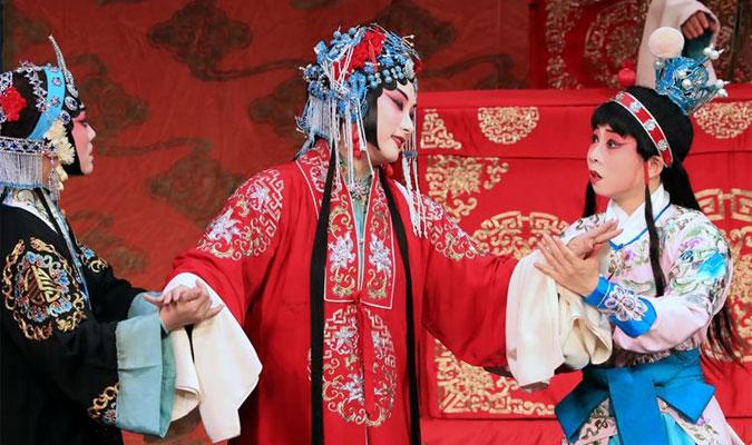 """白俄罗斯举办""""中国文化日""""开幕式"""