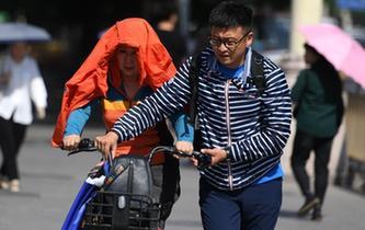 北京高溫來襲