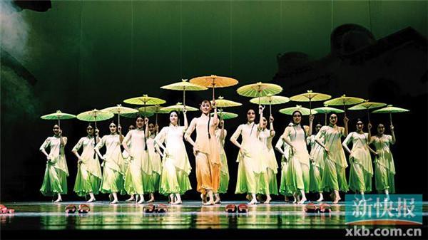 现象级舞剧《沙湾往事》开启2021年全国巡演