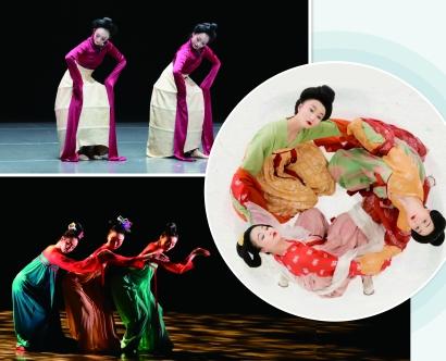 汉唐舞蹈《俑Ⅲ》首演 创新呈现传统文化的美与灵思
