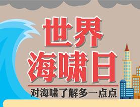 世界海嘯日:對海嘯了解多一點點