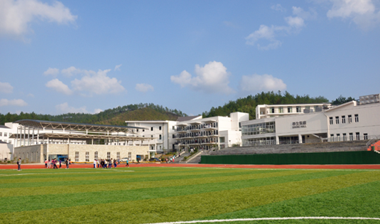 承载着铜仁职业技术学院教师与学子几代人的中国