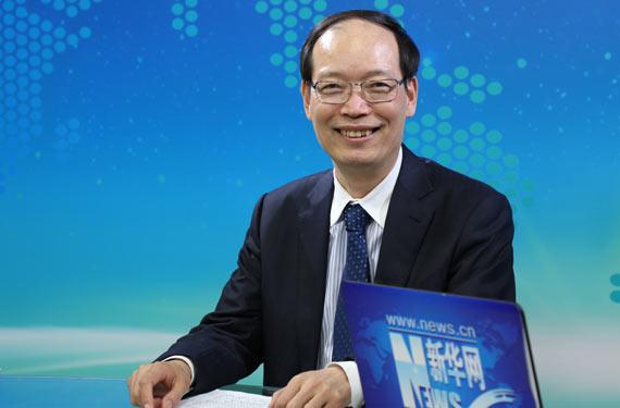 中石化新聞發言人呂大鵬與網友在線交流