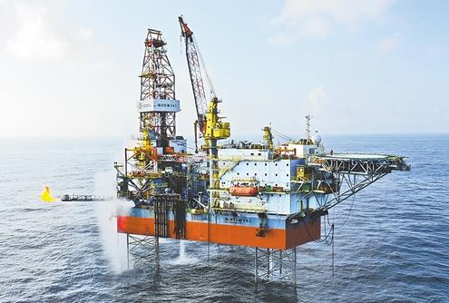 珠江口盆地获重大油气发现