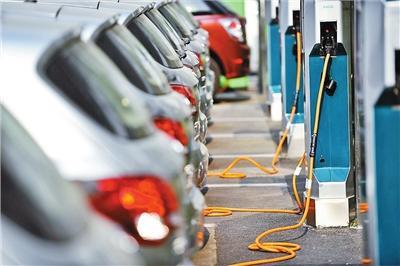 宁波新能源汽车充电桩建设提速