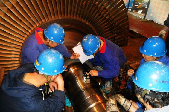 唐山熱電公司:節能減排奮進在路上