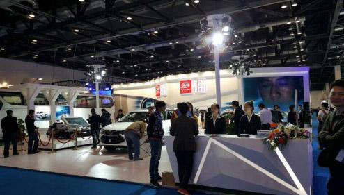 2015国际节能与新能源汽车成果展