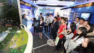 中國石化燕山石化公眾開放日現場參觀