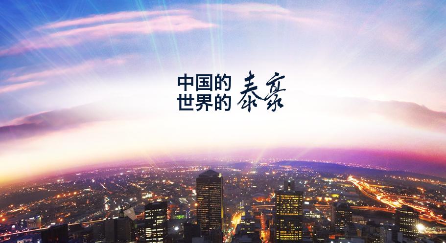 中国的泰豪 世界的泰豪