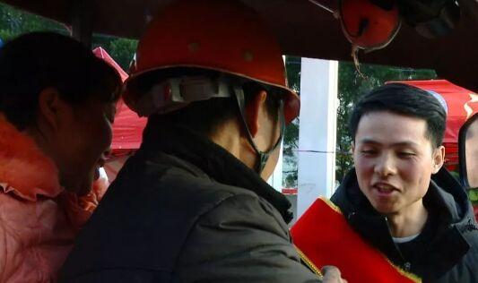 【新春走基層】志願服務 回饋社會
