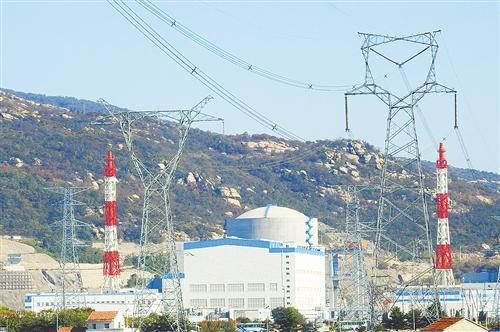 田灣核電站4號機組並網成功
