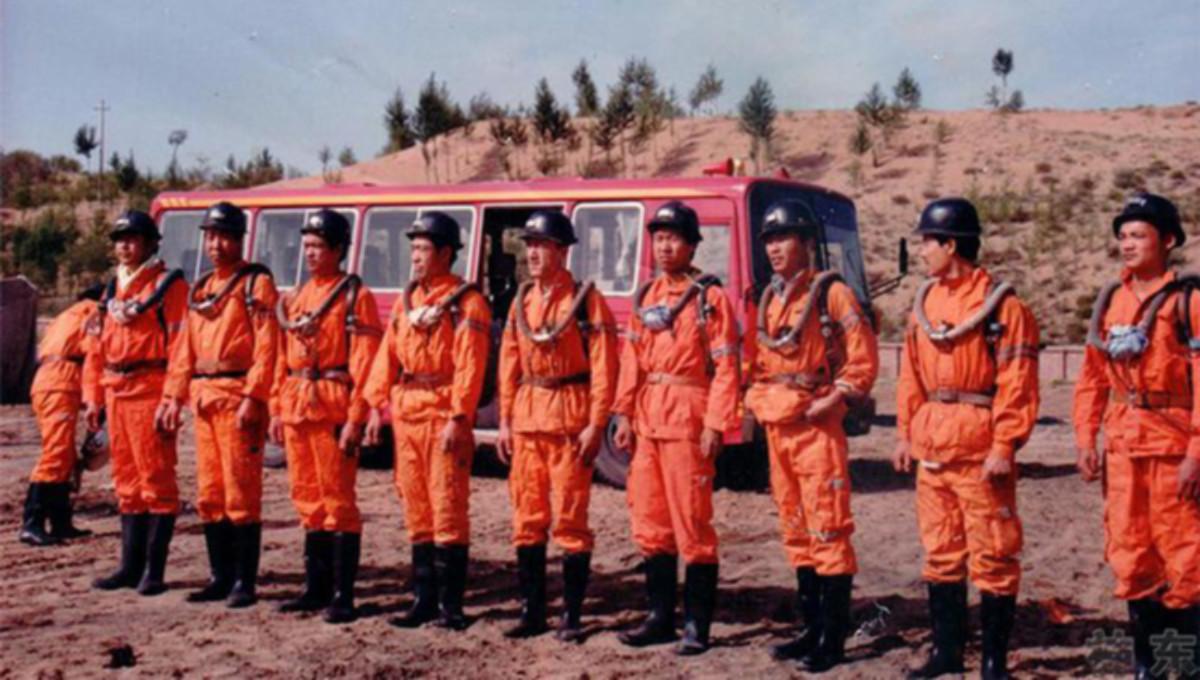 神東救護消防大隊30年保駕護航