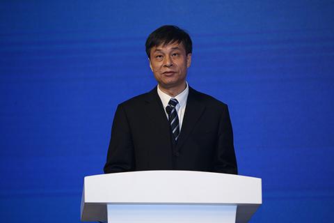 中國石化集團公司副總經理劉中雲演講