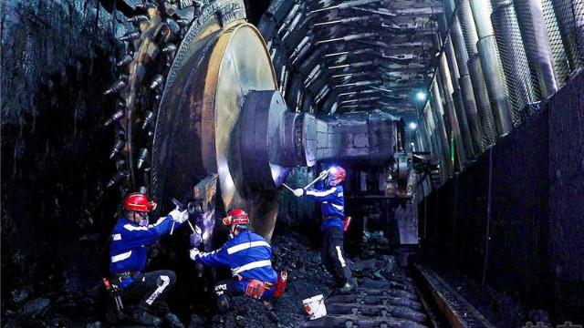 神東8. 8米工作面創安全生産新紀錄