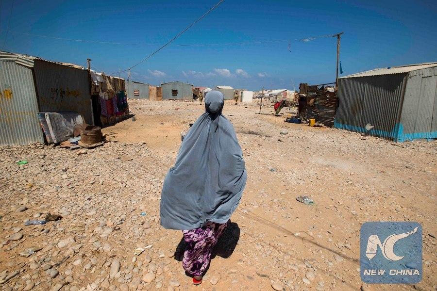 Surviving gender-based violence in Somalia's displacement