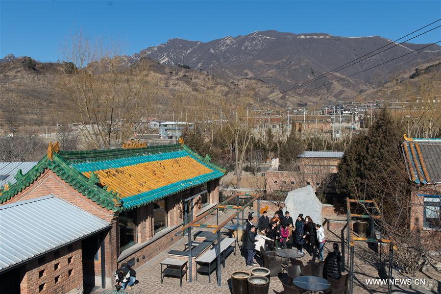 CHINA-BEIJING-GREAT WALL-AMERICAN-HOTEL (CN)