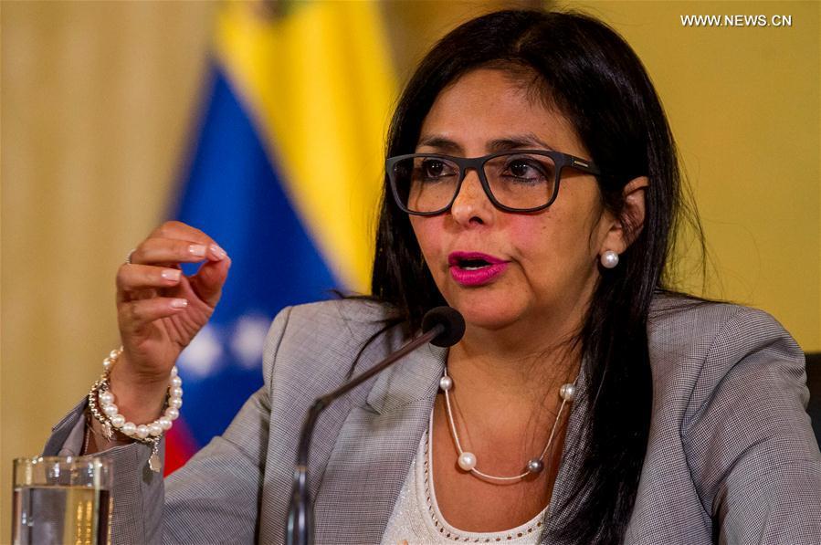 VENEZUELA-CARACAS-POLITICS-EVENT