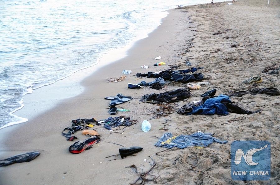 UN refugee agency fears over 200 deaths following shipwrecks