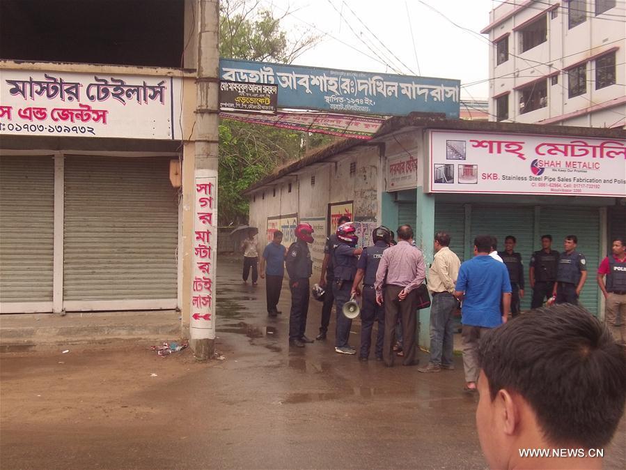 Restriction imposed on public movement as Bangladesh police raid ...