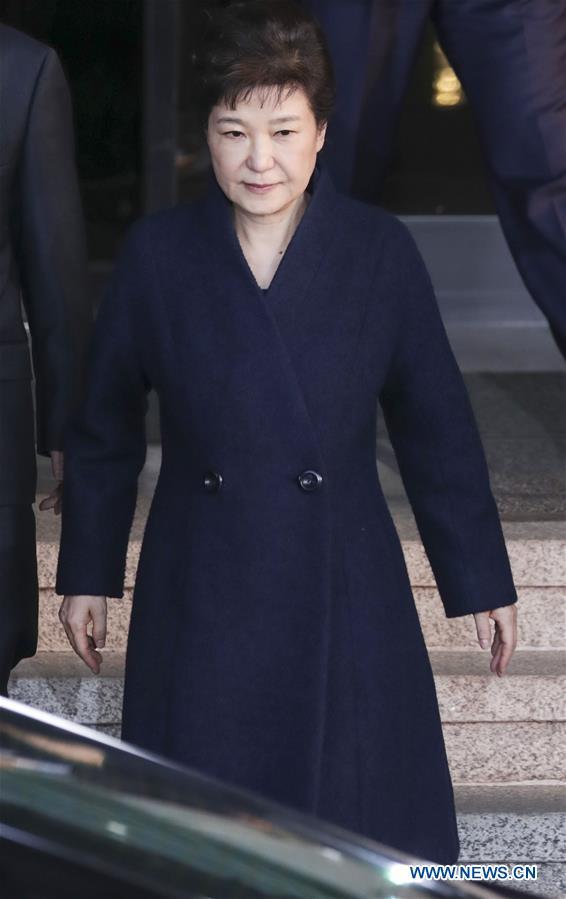 SOUTH KOREA-SEOUL-POLITICS-PARK GEUN-HYE