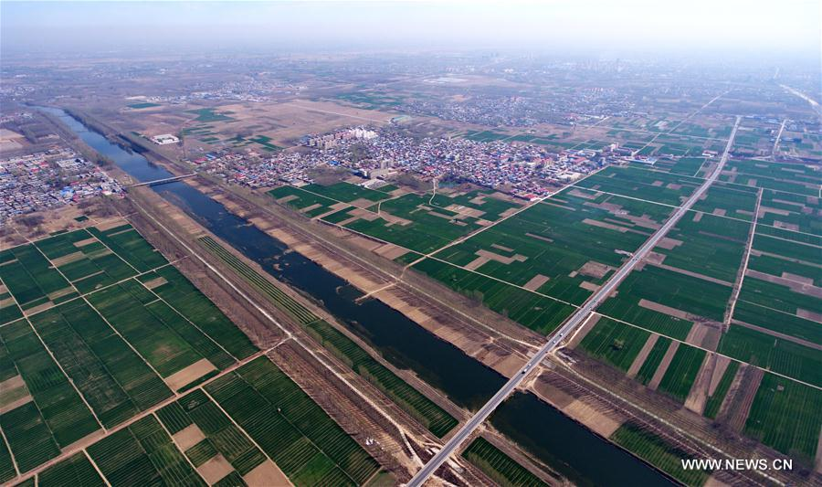 CHINA-HEBEI-XIONGAN NEW AREA (CN)