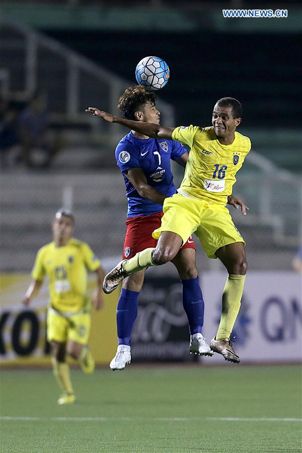(SP)PHILIPPINES-MANILA-SOCCER-AFC CUP 2017-GROUP F