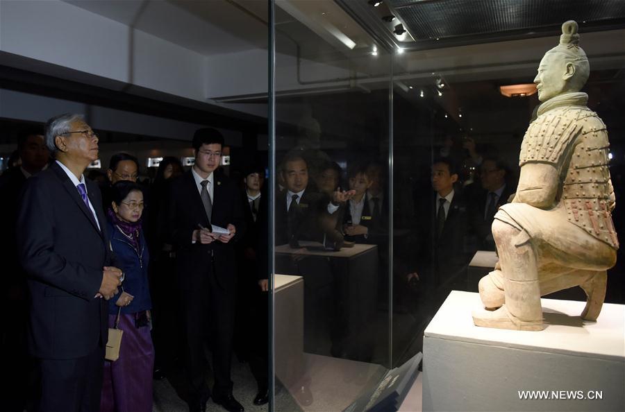 CHINA-XI'AN-MYANMAR PRESIDENT-VISIT(CN)