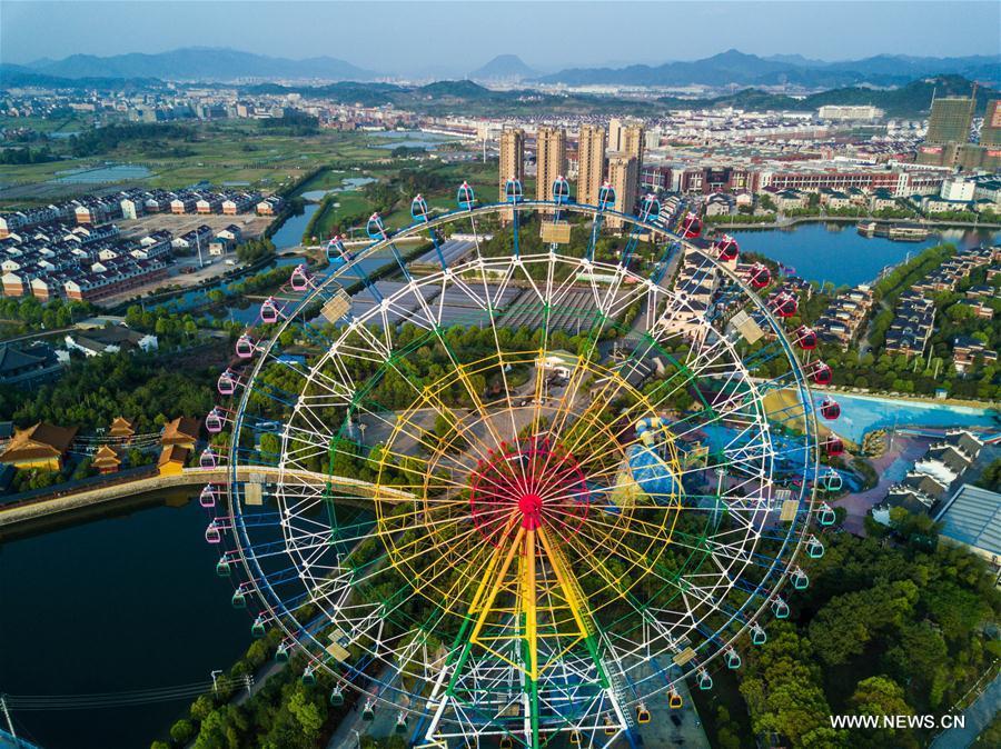 CHINA-ZHEJIANG-HUAYUAN VILLAGE-DEVELOPMENT (CN)