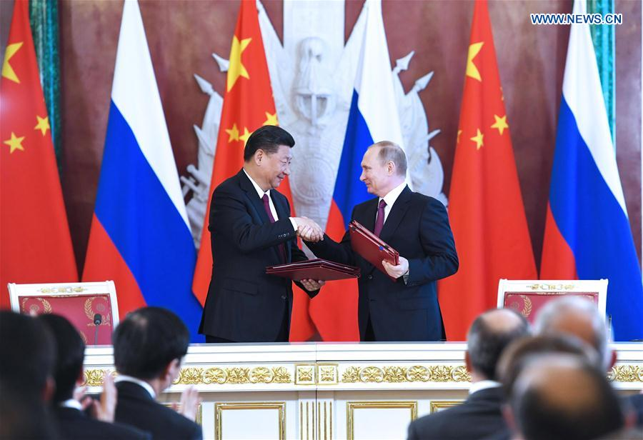china and russia China's military leadership has pledged its support to russia as tensions between moscow and the west further deteriorate into diplomatic isolation, economic sanctions and dueling defense drills.