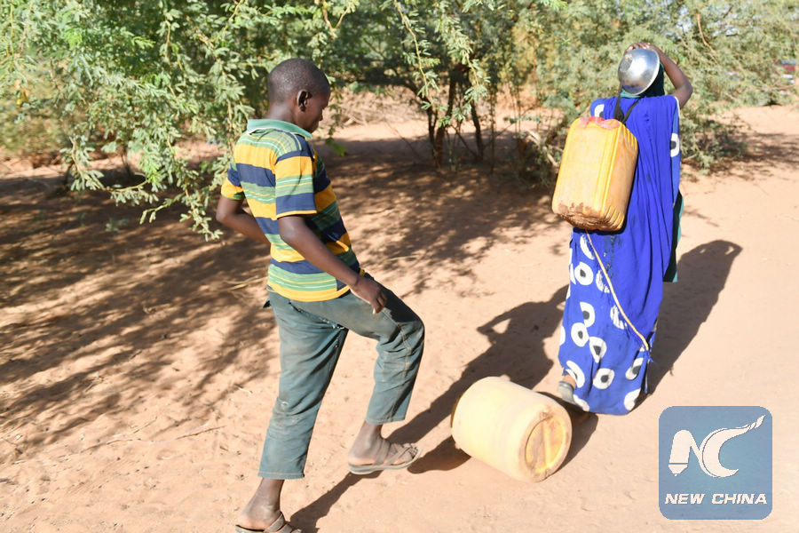 Poor rains to prolong drought in Somalia, Ethiopia: report - Xinhua