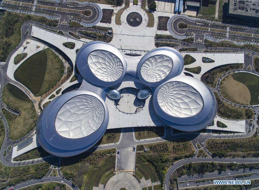 CHINA-JIANGSU-CENTRE FOR THE PERFORMING ARTS (CN)