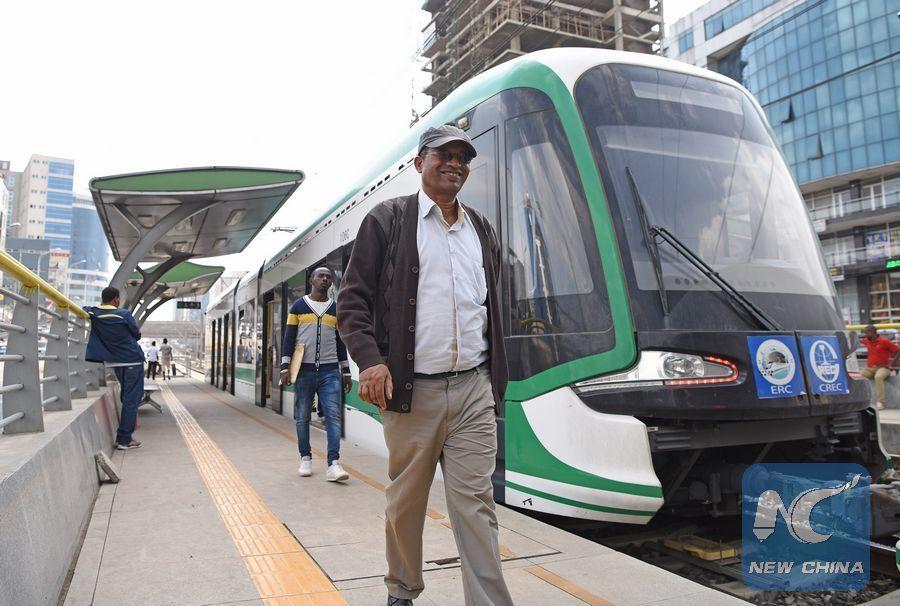"""Résultat de recherche d'images pour """"addis abeba new train"""""""