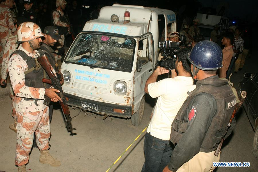 PAKISTAN-KARACHI-ATTACK