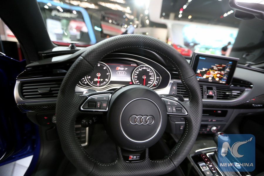 Audi recalls 850,000 diesel cars worldwide except North America ...