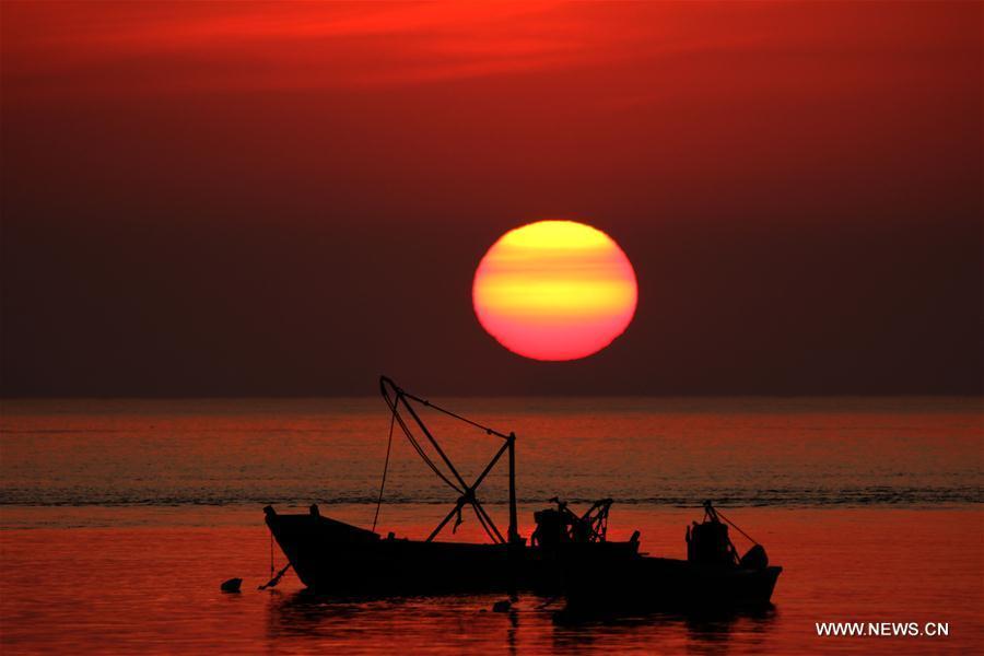 #CHINA-SHANDONG-SUNRISE (CN)