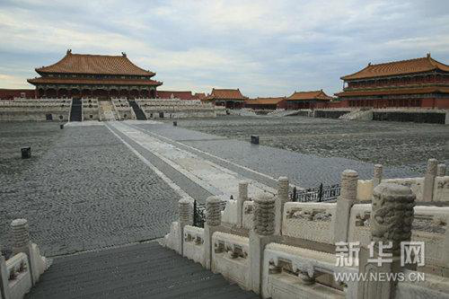 chinese wisdom hidden in forbidden city reverberates 600 years later