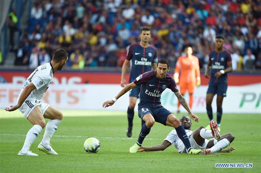 Spfrance Paris Football Ligue  Paris Saint Germain Vs