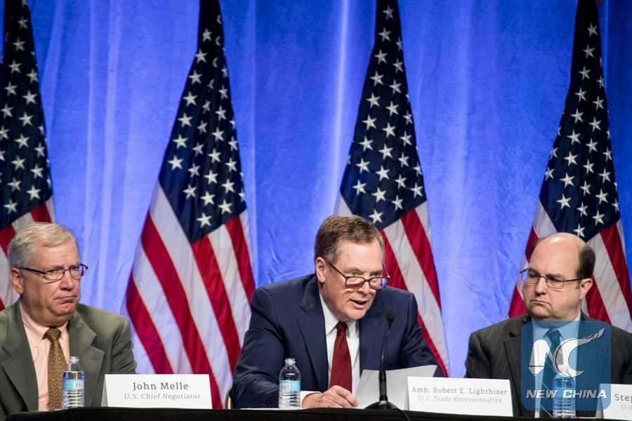 Us Canada Mexico Kick Off Nafta Renegotiations Amid Uncertainty