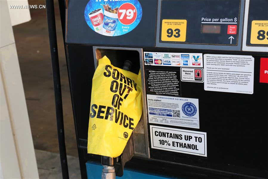 San Antonio Gas Prices >> U S Gasoline Prices Surge To New High In Wake Of Hurricane