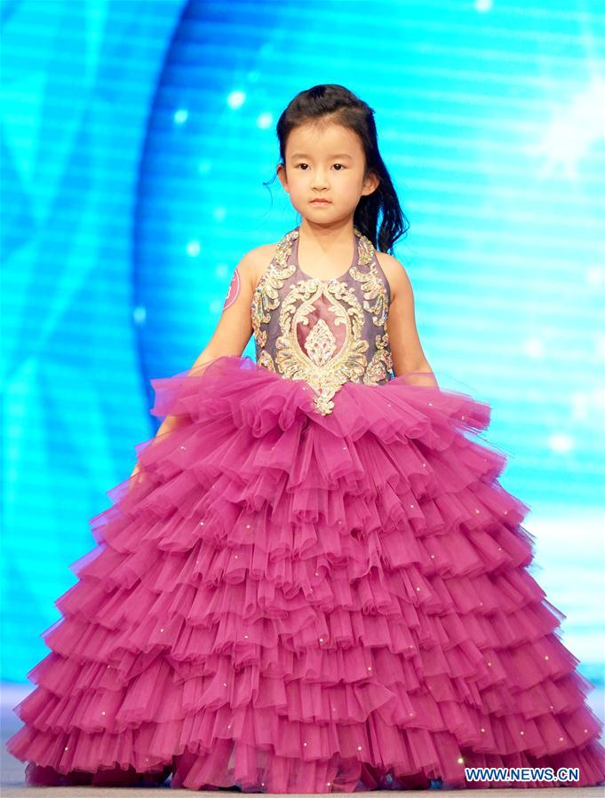 CHINA-CHONGQING-KIDS MODEL CONTEST (CN)